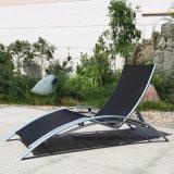 Im Freien Freizeit Textilene Sunbed Strand-Stuhl