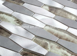 Mosaico del aluminio de la decoración de la pared de la cocina