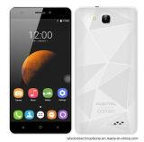 """Ontwerp 3G WCDMA van de Diamant van ROM van de RAM van de Telefoon van de Kern van de Vierling 6.0 Mtk6580 van Cellphone van het Scherm HD van Oukitel C3 5.0 """" het Androïde Mobiele 1g 8g het Slimme Wit van de Telefoon"""