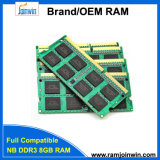 판매 204 Pin SODIMM 8GB DDR3 렘을%s 공장