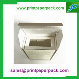 Papier d'emballage Boîte pliable avec doublure pour cadeau Crème pour les lèvres Parfum Huile essentielle Cosmétiques