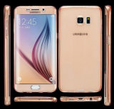 360 caso protector del grado TPU para Samsung S7edge