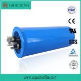 Capacitor metalizado da C.A. Cbb65 com GV. CQC. Aprovaçã0 do ISO
