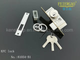Zl-81054-B1 Fechadura de liga de zinco segura alta para porta de casa
