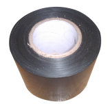 Cinta subterráneo auta-adhesivo del abrigo del tubo de la anticorrosión, envolviendo la cinta del conducto del betún, cinta impermeable butílica del PE del polietileno