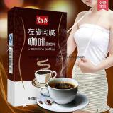 Café chaud de L-Carnitine de vente pour la perte de poids avec l'effet réel