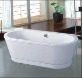 vasca calda moderna di ellisse di 1700mm (AT-LW122)