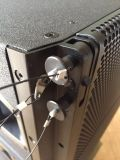 Doppeltes 10 Zoll PA-System D u. Zeile 8 Reihen-passiver Minipartei-Lautsprecher B.-V.