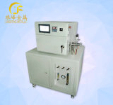 Microondas horno de vacío para polvos de sinterización de carburo de grafeno