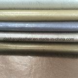 Couro de PVC decorativo de alta qualidade design atraente