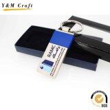 In het groot Speciaal Ontwerp om de Sleutelring Keychain van het Metaal (Y02449)