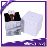 Bestellte die elegante Entwurfs-Uhr voraus, die steifen Papierkasten verpackt