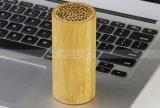 High-End Draadloze 3D rond de Super Bas PromotieSpreker van Bluetooth van het Bamboe van Sprekers voor PC van de Tablet van iPhone van Samsung