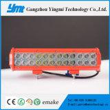 Barra ligera del trabajo del precio de fábrica 72W LED para los carros campo a través