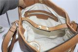 가장 새로운 여자 연분홍색 어깨에 매는 가방 손 부대