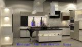 高い光沢のある削片板の食器棚(直接facotry)