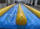 Stuoia gonfiabile dell'aria della pista di caduta per ginnastica