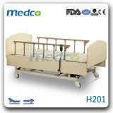 조정가능한 자택 요양 간호 가구, 2개의 기능 더 오래된 사용을%s 전기 자택 요양 침대