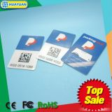 Adhésif à longue portée UHF Carte de stationnement RFID Windowshield