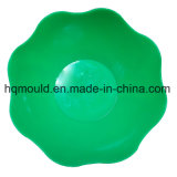 プラスチックデザート用深皿の注入型