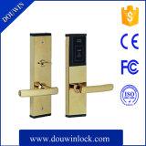 새로운 디자인 최신 판매 세륨에 의하여 증명서를 주는 전자 호텔 안전 자물쇠