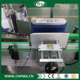 China hizo la máquina de etiquetado adhesiva automática de la botella redonda