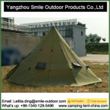 Outdoor Grande Família Caminhada Camping Waterproof 10-Person Teepee Tent Camping