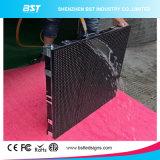 Schermo locativo 1r1g1b di SMD3535 LED il video di alluminio l'indicatore luminoso HD P10 della pressofusione ultra