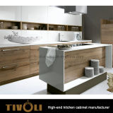 カスタム台所デザインTivo-0107hの台所のための詐欺の一時小さいキャビネット