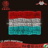 各国用の装飾のためのLED RGB 10Wの旗竿中東ヨーロッパロープストリングライト