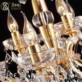 Heißer Verkaufs-goldenes Kristallleuchter-Licht