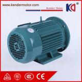 Yx3-132s-6 capítulo de aluminio del freno motor de inducción de corriente alterna con poca vibración