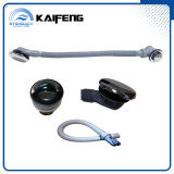 Tina de pie de resina acrílica independiente (KF-720)
