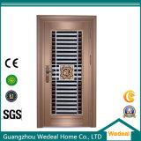 Las puertas de seguridad de acero inoxidable de exportación fábrica