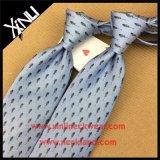 Cravate en soie 100% fabriquée à la main