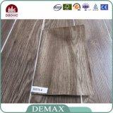 Pavimentazione europea impressa del PVC della cucina della quercia del reticolo di legno del grano