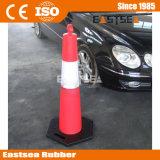 適用範囲が広いポリエチレンプラスチックT上のDelineatorのトラフィックの駐車円錐形