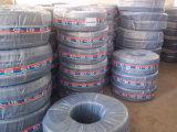 Tuyau en fil d'acier en spirale en PVC souple pour tuyau en plastique d'eau
