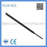 Tipo sensor da forma K da agulha de temperatura macio do par termoeléctrico com ponta afiada