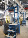 Werksgesundheitswesen-runder niedriger Stahldraht-Träger