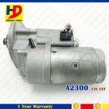 Motorino di avviamento del motore diesel A2300 per Cummins
