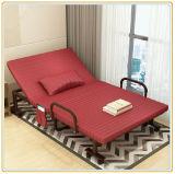 Base assente del popolare d'acciaio di alta qualità (colore rosso 190*90cm)