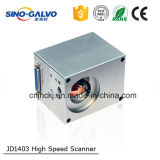 Alta velocidad Galvo sistema láser escáner Galvo Jd1403 con Ce