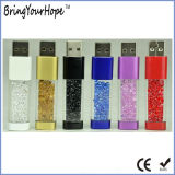 Colorful Crystal USB 2.0 Memory Stick Flash Pen Drive (XH-USB-153)
