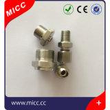 Micc熱電対のばねおよびバイオネット