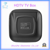 Casella di Qbox TV del Android di HDTV 4k WiFi H. 265 della televisione ad alta definizione della rete per la famiglia