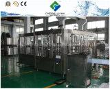 Washing-Filling-Capping de jus d'monobloc 3en1 Machine de remplissage