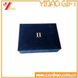Rectángulo caliente de /Coin del rectángulo de /Medal del rectángulo del terciopelo de la alta calidad/del rectángulo de regalo (YB-HD-114)