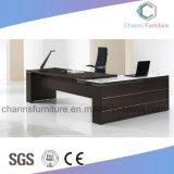 Table de bureau en MDF en cuir moderne