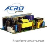 열린 구조 전력 공급, 45~60W 의 단 하나 산출, 주문 전력 공급